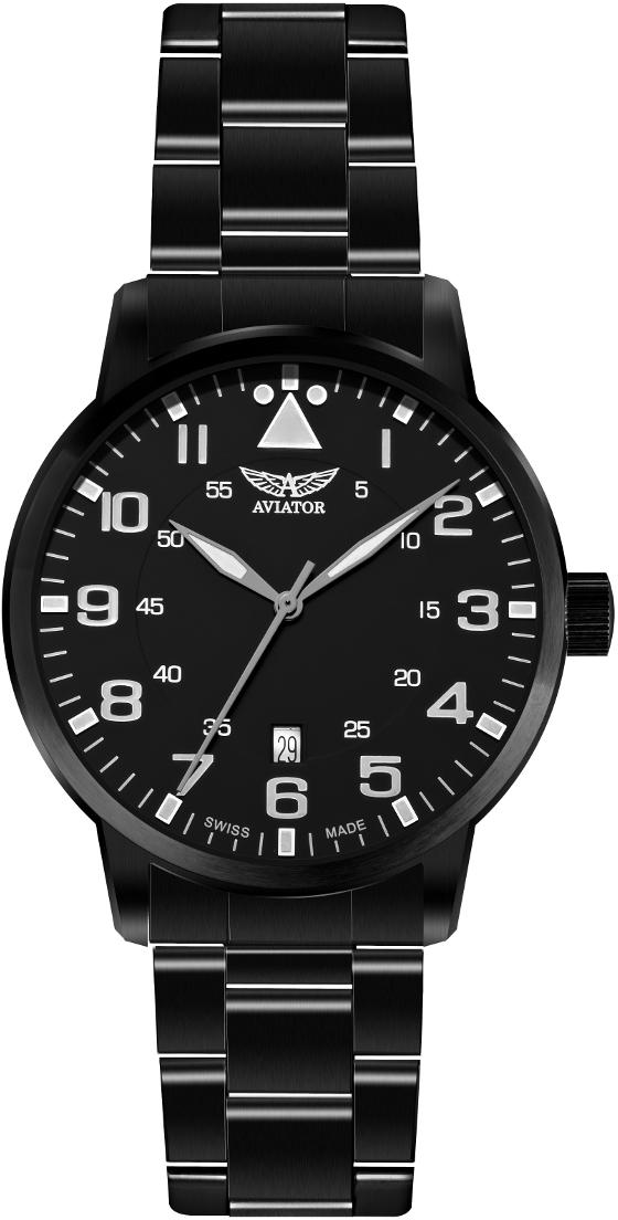 Aviator Aircobra V.1.11.5.036.5Наручные часы<br>Швейцарские часы Aviator Aircobra V.1.11.5.036.5Представленная модель входит в коллекцию Aircobra. Это настоящие Мужские часы. Материал корпуса часов — Сталь. Браслет — Сталь. Стекло - Сапфировое. Водозащита этих часов 100 м.<br><br>Пол: Мужские<br>Страна-производитель: Швейцария<br>Механизм: Кварцевый<br>Материал корпуса: Сталь<br>Материал ремня/браслета: Сталь<br>Водозащита, диапазон: 100 - 150 м<br>Стекло: Сапфировое<br>Толщина корпуса: None<br>Стиль: None