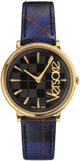 Versace V-Circle Tartan VE8100218