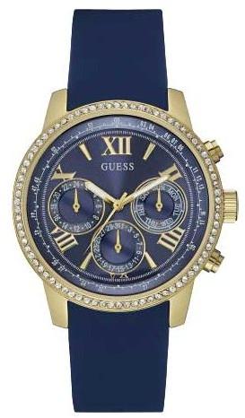 Guess Sport Steel W0616L2Наручные часы<br>Американкие часы Guess Sport Steel W0616L2<br><br>Пол: Женские<br>Страна-производитель: США<br>Механизм: Кварцевый<br>Материал корпуса: Сталь<br>Материал ремня/браслета: Каучук<br>Водозащита, диапазон: 20 - 100 м<br>Стекло: Минеральное<br>Толщина корпуса: 12 мм<br>Стиль: Мода