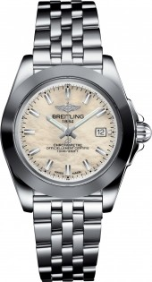 Breitling Galactic 32 Sleek W71330121A2A1