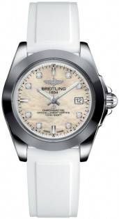Breitling Galactic 32 Sleek Edition W7133012/A801/164S
