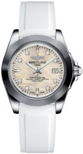 Breitling Galactic 32 Sleek Edition W7133012/A801/164S
