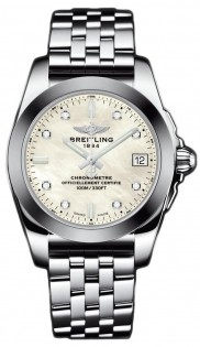 Breitling Galactic W7433012/A780/376A