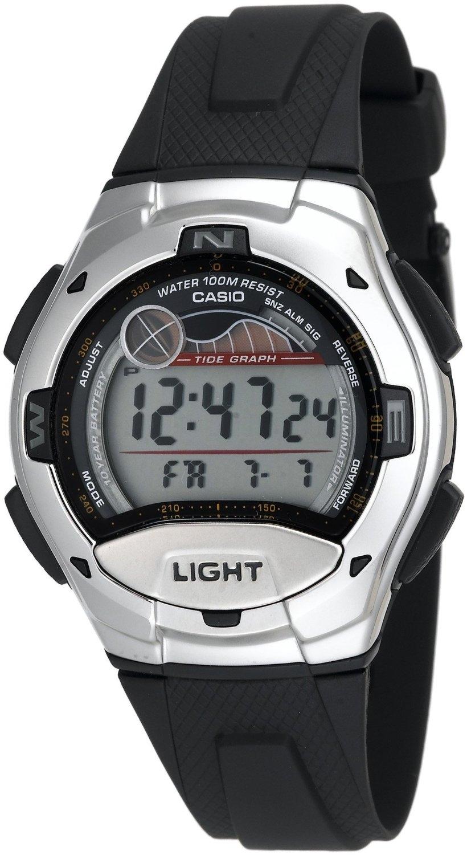 Купить Японские часы Casio W-753-1A