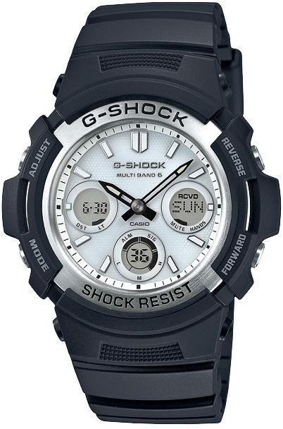 Casio G-shock G-Classic AWG-M100S-7AНаручные часы<br>Японские часы Casio G-shock G-Classic AWG-M100S-7A<br><br>Пол: Мужские<br>Страна-производитель: Япония<br>Механизм: Кварцевый<br>Материал корпуса: Пластик<br>Материал ремня/браслета: Пластик<br>Водозащита, диапазон: None<br>Стекло: Минеральное<br>Толщина корпуса: None<br>Стиль: None