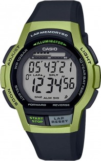 Casio Collection WS-1000H-3AVEF