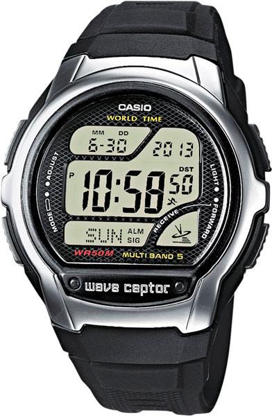 Купить Японские часы Casio Wave Ceptor WV-58E-1A