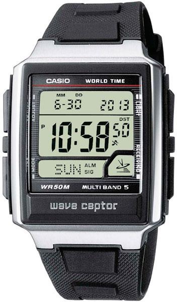 Японские часы Casio Wave Ceptor WV-59E-1A  - купить со скидкой