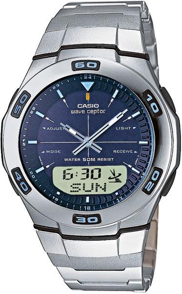 Купить Японские часы Casio Wave Ceptor WVA-105HDE-2A
