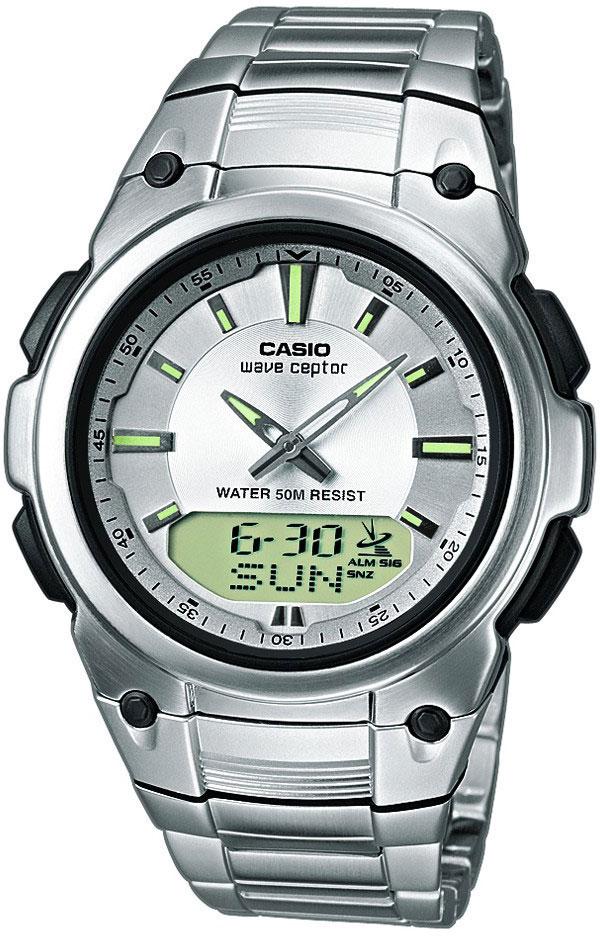 Купить Японские часы Casio Wave Ceptor WVA-109HDE-7A