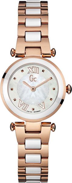 Gc Sport Chic Y07004L1Наручные часы<br>Швейцарские часы Gc Sport Chic Y07004L1<br><br>Пол: Женские<br>Страна-производитель: Швейцария<br>Механизм: Кварцевый<br>Материал корпуса: Сталь<br>Материал ремня/браслета: Сталь<br>Водозащита, диапазон: None<br>Стекло: Минеральное<br>Толщина корпуса: 7,5 мм<br>Стиль: None