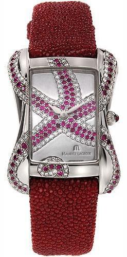 Maurice Lacroix Divina DV5012-WD531-150Наручные часы<br>Швейцарские часы Maurice Lacroix Divina DV5012-WD531-150Модель входит в коллекцию Divina. Это женские часы. Материал корпуса часов — белое золото. Ремень — кожа. Стекло — сапфировое. Часы выдерживают давление на глубине 30 м. Цвет циферблата - серый. Диаметр корпуса часов составляет 24,5х40,5мм. При создании этих часов использованы натуральные бриллианты.<br><br>Пол: Женские<br>Страна-производитель: Швейцария<br>Механизм: Кварцевый<br>Материал корпуса: Золото<br>Материал ремня/браслета: Кожа<br>Водозащита, диапазон: 20 - 100 м<br>Стекло: Сапфировое<br>Толщина корпуса: None<br>Стиль: Мода